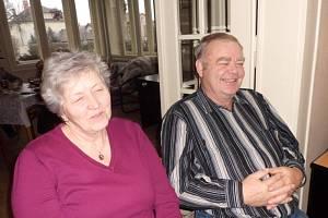 Program v Klubu důchodců v Kutné Hoře: promítání s panem Kroupou.