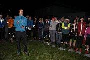 Noční orientační běh (pochod) po Kutné Hoře.