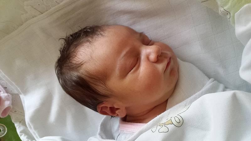 Laura Heike se narodila 10. září 2021 v 5.32 hodin v čáslavské porodnici. Pyšnila se porodní váhou 3230 gramů a délkou 50 centimetrů. Domů do Újezdce si ji odvezli maminka Dana a tatínek Jan.