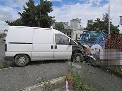 Dopravní nehoda na Kutnohorsku si vyžádala lehké zranění.