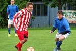 Fotbalová III. třída: TJ Viktoria Sedlec B - TJ Sokol Červené Janovice 2:1 pk (1:1).