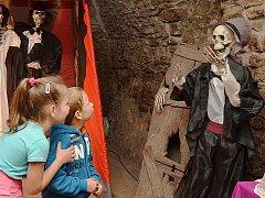 Muzeum strašidel se vrátilo do Kutné Hory
