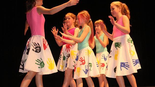Scénický tanec. Ilustrační foto.
