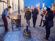 Sladké Vánoce přilákaly do Kutné Hory tisíce lidí.