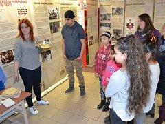 V Nízkoprahovém zařízení pro děti a mládež Archa uspořádali den otevřených dveří.