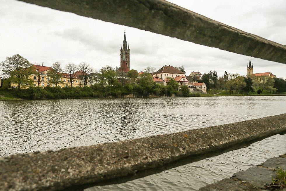 Podměstský rybník v Čáslavi.