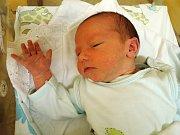 David Marušák se narodil 14. září v Čáslavi mamince Veronice a tatínkovi Petrovi. Po porodu se pyšnil váhou 3300 gramů a délkou 50centimetrů. Doma v Kobylí Hlavě se na něj těší dvou a půl letý bráška Románek a desetiletá sestřička Anežka.