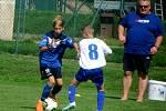 Česká fotbalová liga mladších žáků U12: RMSK Cidlina Nový Bydžov - FK Čáslav 8:3.