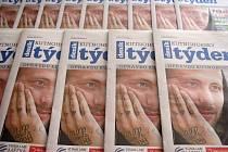 Titulní strana dvacátého šestého čísla týdeníku Kutnohorský týden.