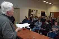 Z přednášky Jiřího Klatovského na téma Hospodářské dvory rodiny Schebků ve Zruči nad Sázavou.