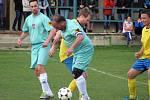 Fotbalová III. třída: TJ Sokol Vlkaneč - TJ Sokol Červené Janovice 2:3 pk (1:0).