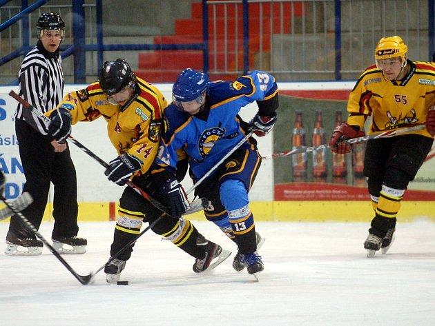 Krajská soutěž mužů: SK Sršni K. Hora - Hořovice 5:2, 25. února 2012.