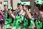 Koncert Kmochova Kolína na náměstí Palackého v Kutné Hoře 15. června
