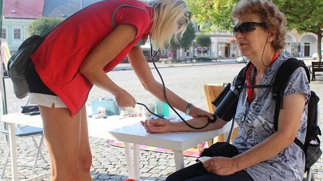 Světový den první pomoci v Kutné Hoře