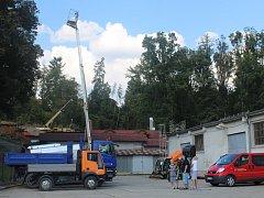 Technické služby a Správa majetku ve Zruči nad Sázavou