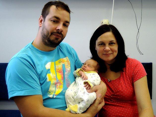Sofie Balvínová se poprvé rozkřičela v čáslavské porodnici 14. prosince 2017. Po porodu vážila krásných 3700 gramů a měřila 52 centimetrů. Domů do rodné Čáslavi si ji odvezli šťastní rodiče Lucie a Stanislav a sedmiletý bráška Daniel.