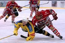 Hokej Kutná Hora : Pelhřimov, 17.1. 2010