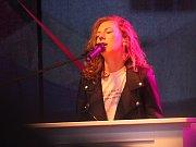 Na Fox festivalu zazpívala Lenny.