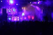 Elektronická hudba přilákala do Benešova mnoho fanoušků z České republiky i zahraničí.