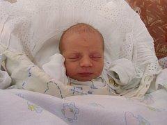 Marek Reimann se narodil 30. září v Čáslavi. Vážil 2700 gramů a měřil 47 centimetrů. Doma v Kutné Hoře ho přivítali maminka Zuzana a tatínek Marek.