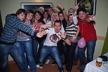 Silvestr 2010 v Kutné Hoře.