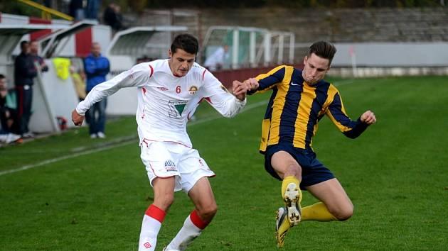 11. kolo Divize C: Kutná Hora - Svitavy 0:0, 10. října 2013.
