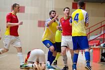 Futsalisté Libodřic porazili podruhé v sezoně NPC Kutná Hora. Ve 13. kole 1. Okresní futsalové ligy Kolín zvítězili na Klimešce 5:4.