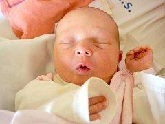 Veronika Červenclová se narodila 11. srpna v Kolíně. Měřila 49 centimetrů a vážila 3020 gramů. Maminka Haně, tatínek Tomáš a sestřička Zuzanka z ní mají radost v Choťovicích. Z narození děvčátka se ale radují i příbuzní na Kutnohorsku.