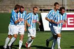 3. kolo II. ligy: Zenit Čáslav - Baník Sokolov, 15. srpna 2010.