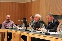 Zastupitelstvo v Čáslavi 31.10.2016
