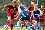 Česká fotbalová liga mladších žáků U13: FK Čáslav - FK Náchod 3:8 (1:4, 1:2, 1:2).