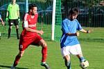 Fotbalový okresní přebor: TJ Sokol Družba Suchdol - TJ Sokol Červené Janovice 2:0 (0:0).