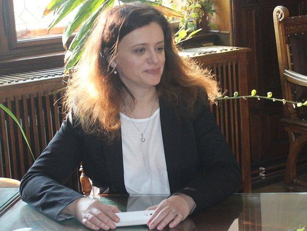 Poslankyně Jaroslava Jermanová