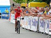MČR horských kol cross country 2015 v Kutné Hoře, 19. července 2015.