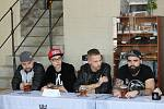 Patronem Měšťanského pivovaru Kutná Hora se stala kapela Pekař.