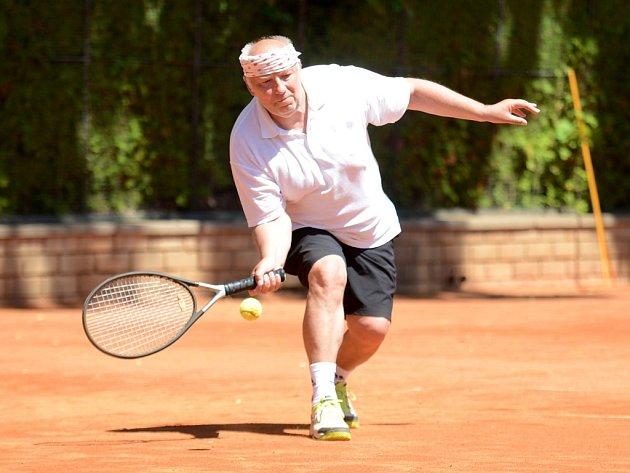 Několikanásobný vítěz Funaka Jaroslav Kubásek letos vypadl v semifinále s pozdějšími vítězi, 7. června 2014.