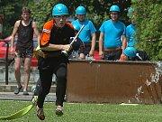 Kutnohorská hasičská liga. 5.7. 2012