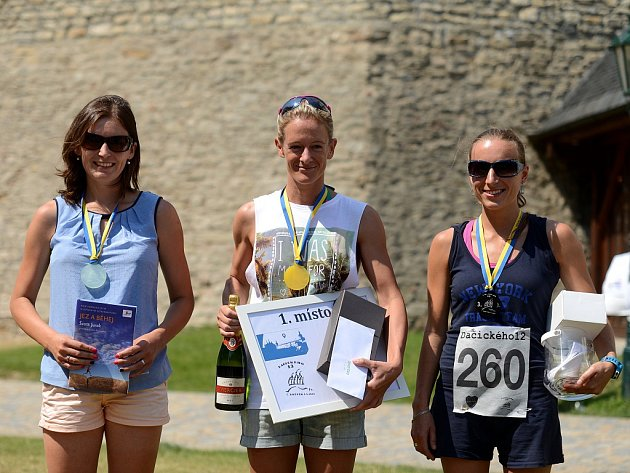 7. ročník běžeckého závodu Dačického 12 v Kutné Hoře, 8. srpna 2015.