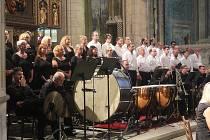 Operní týden: koncert věnovaný Antonínu Dvořákovi v chrámu sv. Barbory v Kutné Hoře.