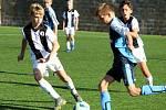 Česká fotbalová liga mladších žáků U13: FK Čáslav - SK Sparta Kolín 2:8 (0:1, 1:2, 1:5).