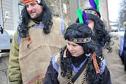 V Malešově se konal tradiční masopust