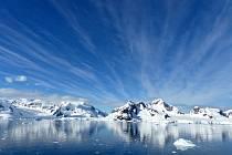 Antarktida. Ilustrační foto.
