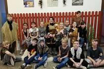 Pololetí v chotusické základní škole zakončili projektovým dnem.