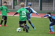 Česká fotbalová liga mladších žáků U12, FK Čáslav - FC Hlinsko 1:2.