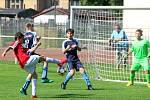 Česká fotbalová liga mladších žáků U12: MFK Trutnov - FK Čáslav 7:2.