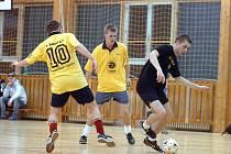 11. hrací den Club Deportivo futsalové ligy, 23. prosince 2010.