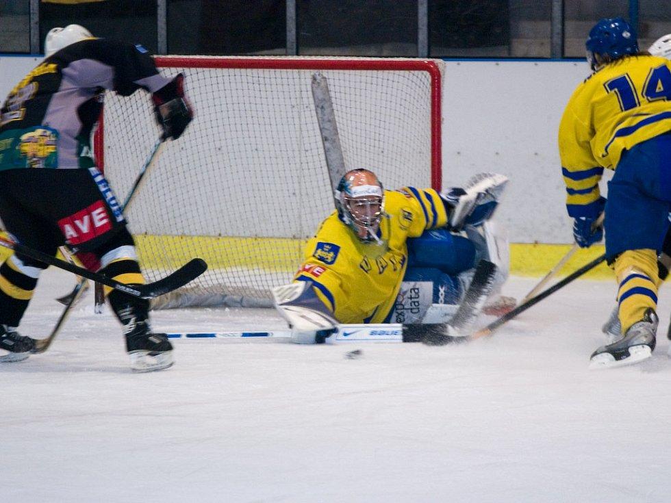 Hokej: K. Hora - J. Hradec