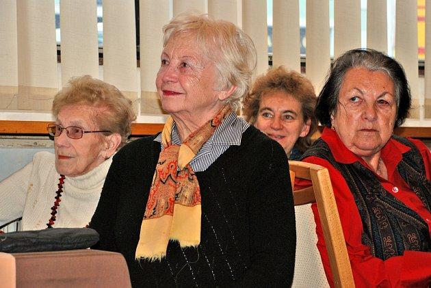Z přednášky šéfredaktora Kutnohorského deníku Luboše Hájka pro seniory na Akademii třetího věku.