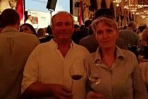 Vína z Vinařství Žáček Kutná Hora dobyla Vídeň i Paříž.