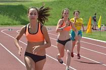 Městské hry v Kutné Hoře, Atletika SKP Olympia - 16.června 2014
